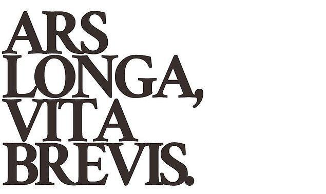 """2. """"Ars longa, vita brevis."""" Bu ifadenin anlamı ne olabilir?"""