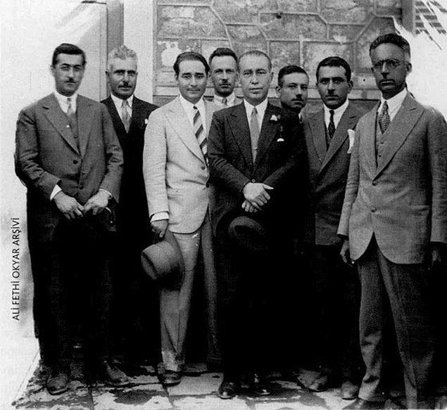 Serbest Fırka'dan geriye kalan Aydın teşkilatı sorumlusu bir genç ise tam 20 yıl sonra Başbakan olacaktı.