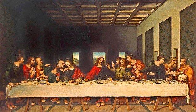 40. Bu meşhur tablo kime aittir?
