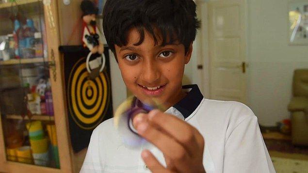 Son günlerde İngiltere'de oldukça popüler olan ve ileride de adını sıklıkla duyma ihtimalimizin olduğu Arnav Sharma ile tanışın!