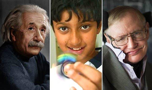 Arnav, İngiltere'de oldukça saygın olarak kabul edilen Mensa IQ testinde ünlü bilim insanları Stephen Hawking ve Albert Einstein'dan daha yüksek puan alarak tüm dünyanın dikkatini üzerine çekmiş durumda.