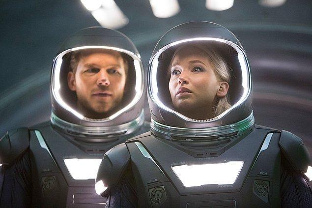 18. Uzay Yolcuları (2016)     IMDb 7.0
