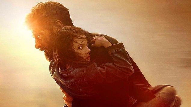 2. Logan (2017)    IMDb 8.3