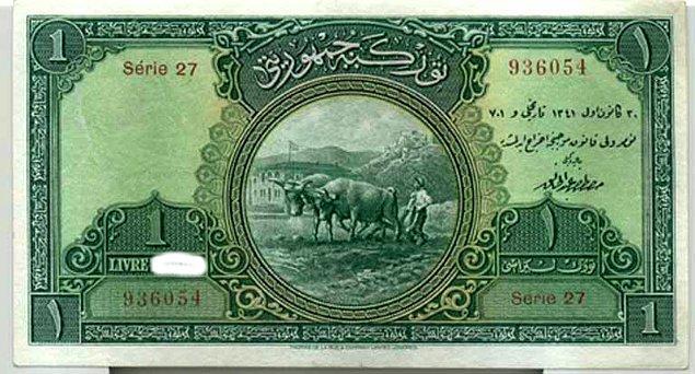 28. Bu hangi ülke tarafından basılmış bir banknottur?