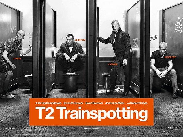 12. T2 Trainspotting (2017)    IMDb  7.4