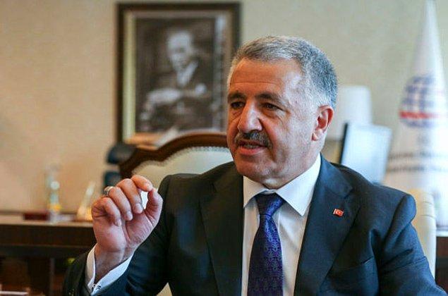 Ulaştırma Bakanı Ahmet Arslan: 'Hasar tespit edilince zarar karşılanacak'
