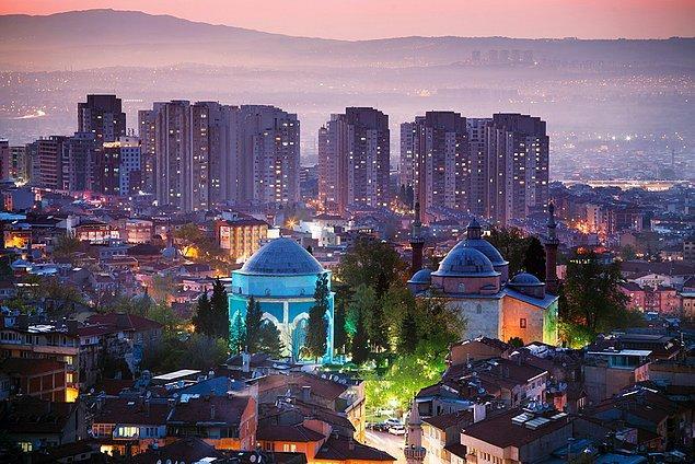 6. Hangi şehir Bursa'nın komşusudur?