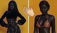 Ten Rengini Gururla Taşıyan 'Karanlığın Kraliçesi' Lakaplı Siyahi Manken: Nyakim Gatwech