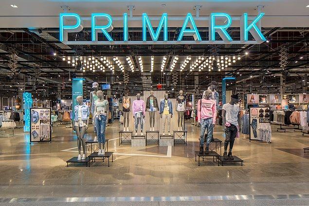 3. Primark