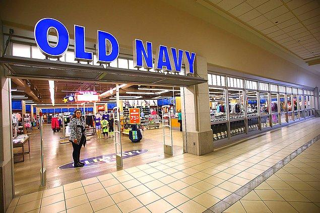 4. Old Navy