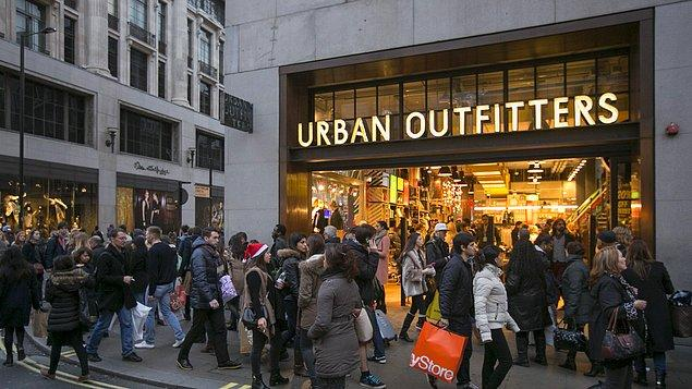 5. Urban Outfitters