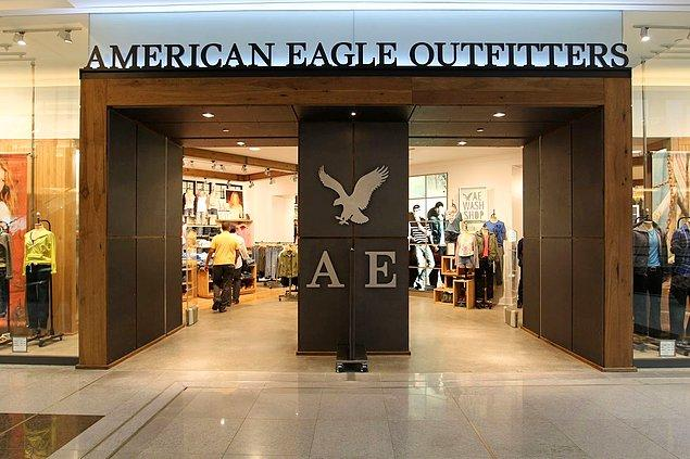 6. American Eagle Outfitters