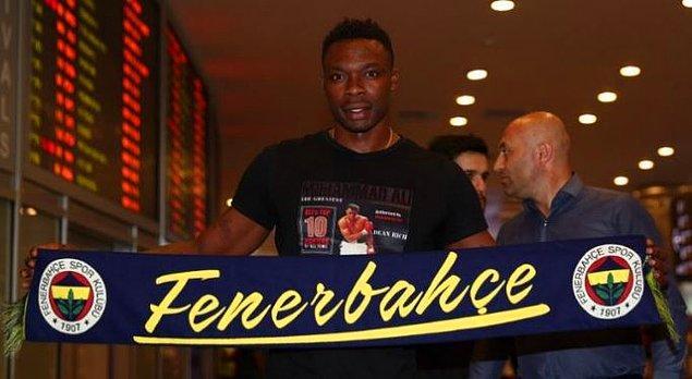 68. Idriss Carlos Kameni ➡️  Fenerbahçe