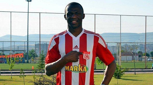 67. Arouna Kone ➡️  Sivasspor