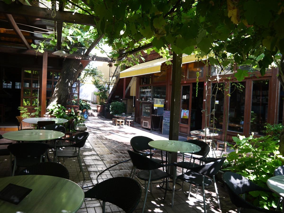 Cafe Tarz Krizi - rahat bir yer