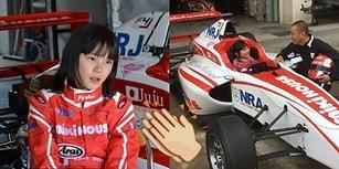 Başarıya Koşuyor! Tüm Zamanların En Küçük Formula Yarışçısı 11 Yaşındaki Juju