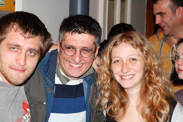 20 yılı aşkın süredir Boğaziçi Üniversitesi'nde ders veriyordu.