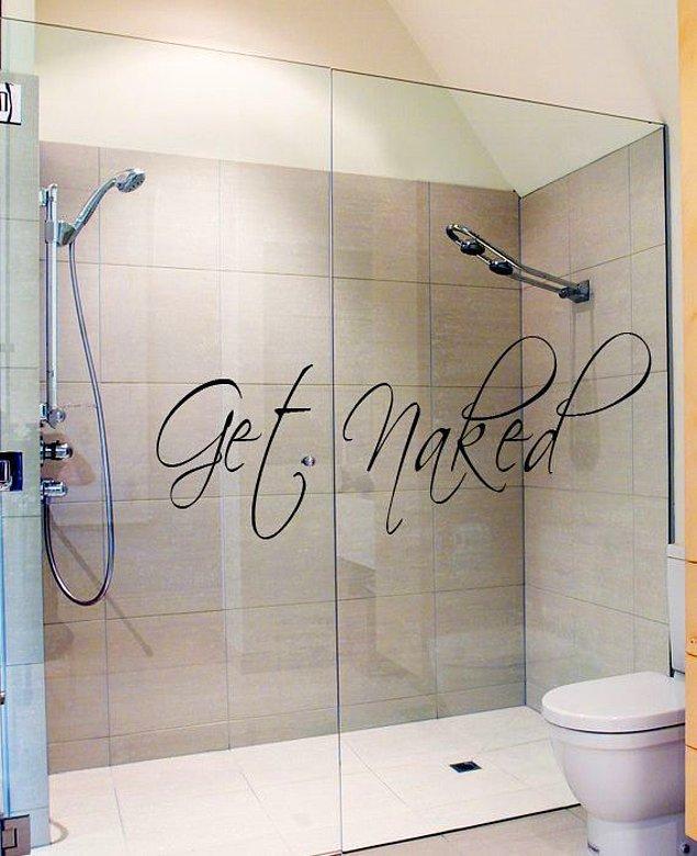 14. Peki ya sıkıcı ve sıradan duşa kabinlere farklılık getirmek istemez misiniz?