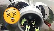 Uçuş Güvenliğini Sağlamanın En Garanti Yolu: Uçağın Motoruna Bozuk Para Fırlatmak!