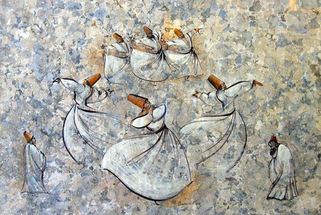 12. Ebru: Türk Kağıt Süsleme Sanatı