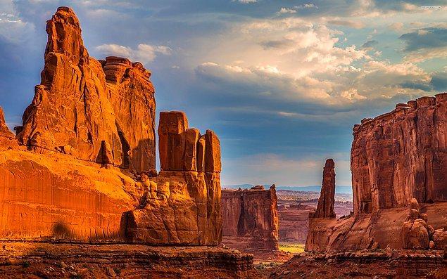 5. Büyük Kanyon, ABD