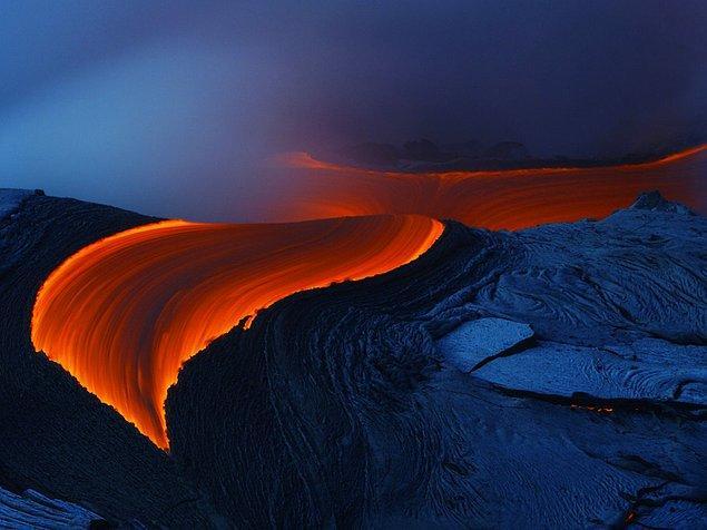 3. Kilauea, ABD