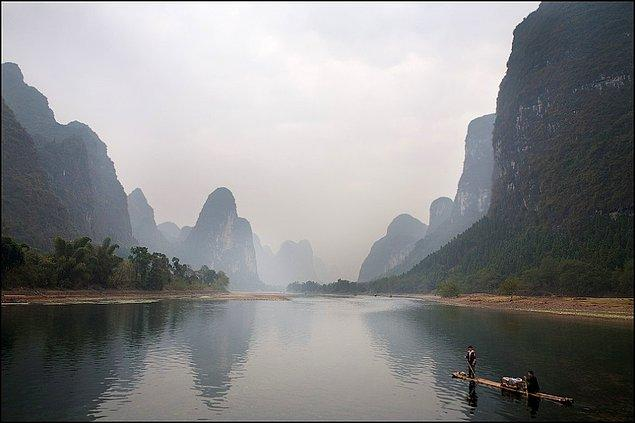 11. Li Nehri, Çin
