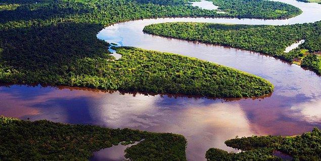 19. Amazon Nehri