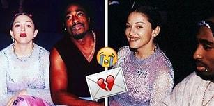 Tupac'ın Madonna'yı Terk Ettikten Sonra Ona Hapishane Köşelerinden Yazdığı Özür Mektubu 😭
