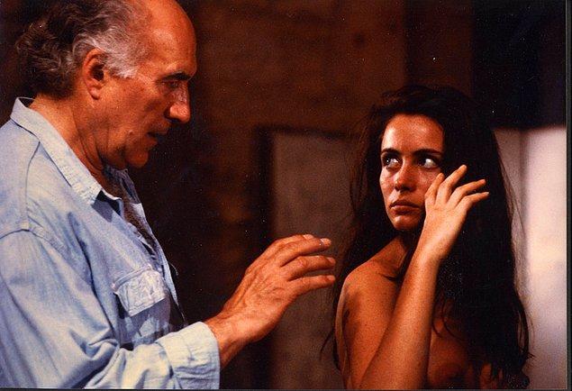 """6. """"La Belle Noiseuse / Güzel Gürültücü"""" (1991) IMDb: 7,8"""