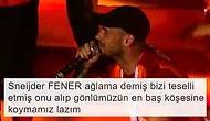 #SneijderComeToFener Yazarak Ezeli Rakibin Yıldızını Takıma Davet Eden 16 Fenerbahçeli