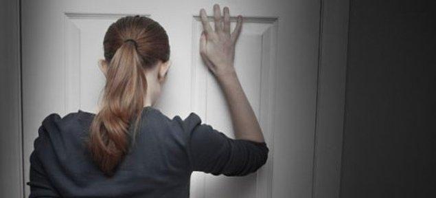 8. Son soruya geldik. Evin anahtarını bugüne kadar kaç defa içeride unutup kapıda kaldın?
