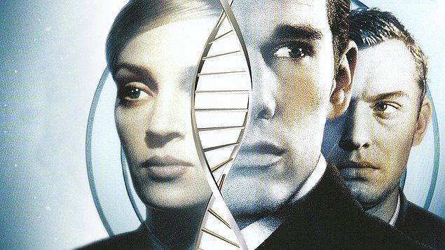 9. Gattaca (1997) | IMDb  7.8