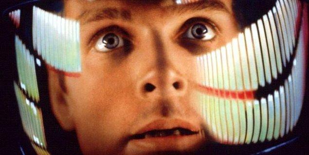 1. 2001: Uzay Yolu Macerası (1968)  | IMDb  8.3