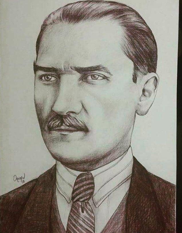 5. Mustafa Kemal Atatürk