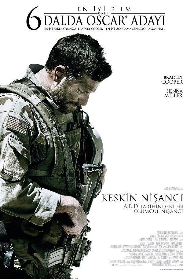 6. American Sniper - Keskin Nişancı