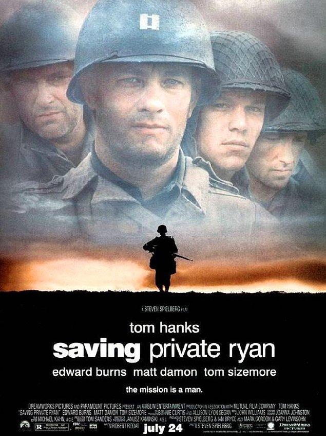 7. Saving Private Ryan - Er Ryan'ı Kurtarmak