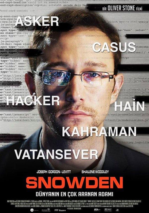 10. Snowden