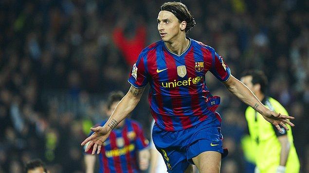 12. Zlatan Ibrahimovic | Inter ➡️ Barcelona