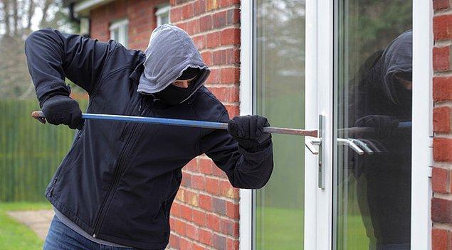7. Son olarak evinde hırsız alarmı var mı?
