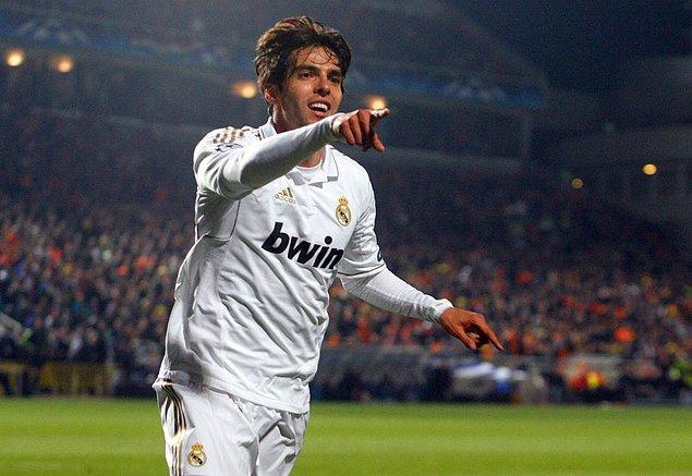 13. Kaka | AC Milan ➡️ Real Madrid