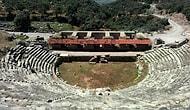 Aydın Sultanhisar'da Tarih Kokan Bir Yer: Nysa Antik Kenti