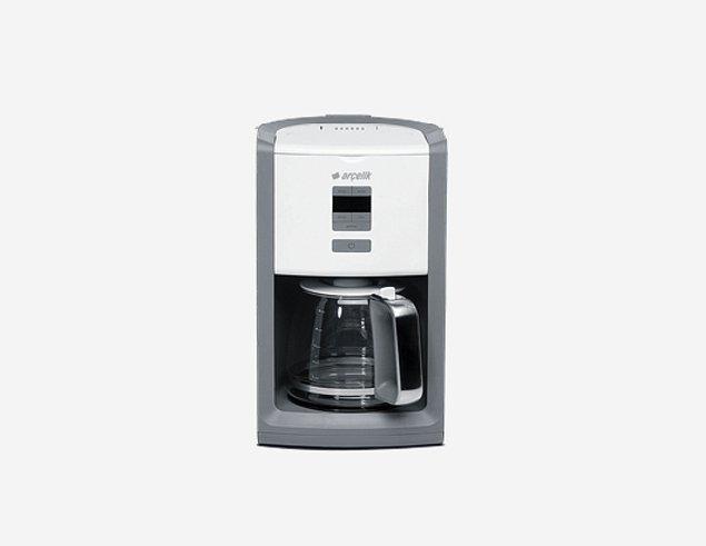 3. En leziz filtre kahveleri dakikalar içerisinde hazırlamanızı sağlayacak kahve makinesi