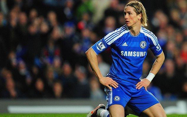 19. Fernando Torres | Liverpool ➡️ Chelsea