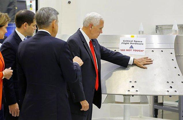 Evet, yine bir Trump yönetimi üyesinin capse dönüştürüldüğü gündeyiz.