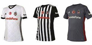 Beşiktaş'ın 2017-2018 Sezonunda Giyeceği Yeni Formalar İçin Bir Çift Lafı Olan 15 Kişi