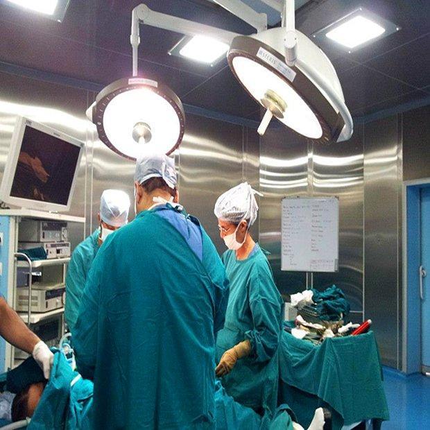 Yabancı memlekette hastanelere düşmek!