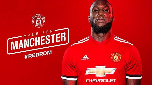 56. Romelu Lukaku ➡️  Manchester United