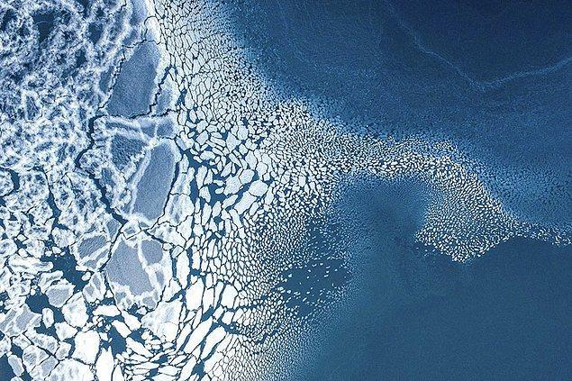 10. Buz Oluşumu, Grönland (Doğa, 3. Sırada)