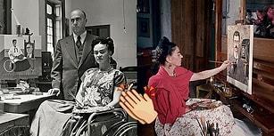 110. Doğum Günü Anısına Frida Kahlo'nun Yaşamının Son Yıllarında Çekilmiş 16 Fotoğrafı